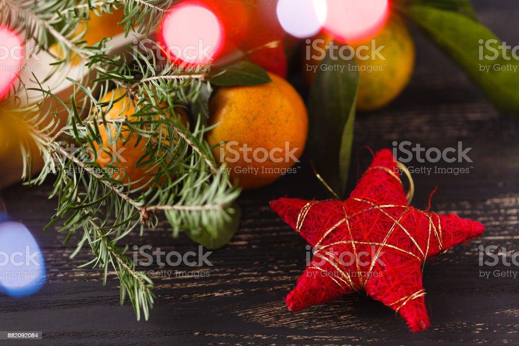 Christbaumkugeln Sterne.Frohe Weihnachten Und Schone Feiertage Rote Sterne