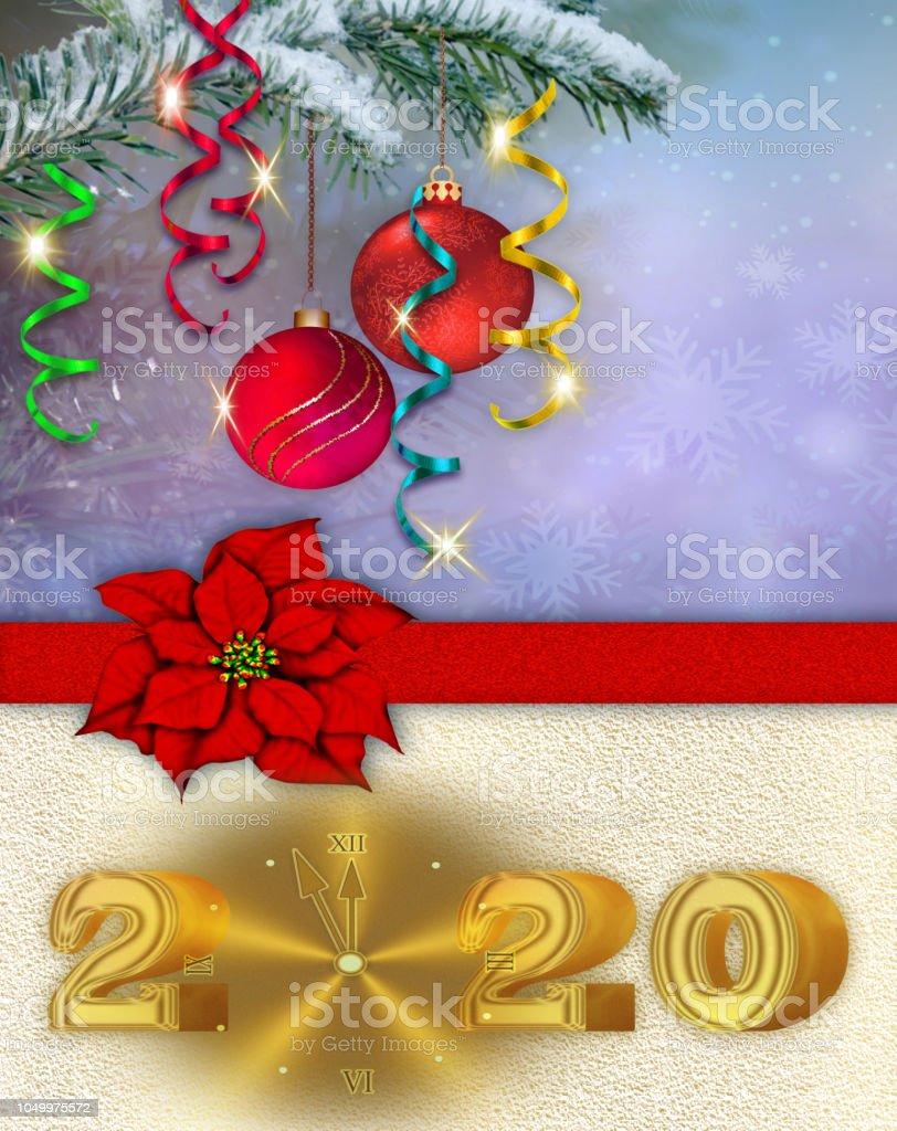 Foto De Feliz Natal E Feliz Ano Novo De 2020 E Mais Fotos De