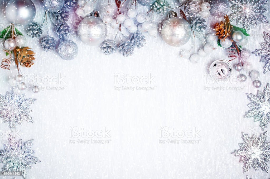 merry christmas and happy new year a new years background with new year decorations