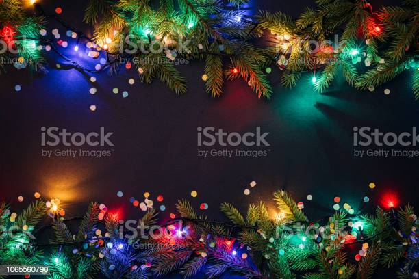 Merry Christmas And Happy New Year Background — стоковые фотографии и другие картинки Pinaceae
