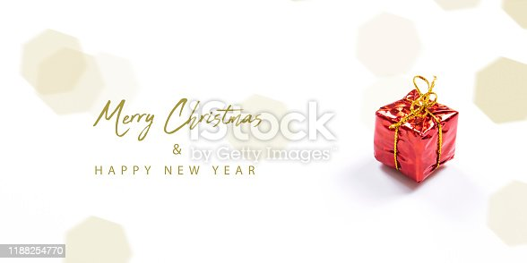 istock Merry Christmas background, happy new year. Isolated background 1188254770
