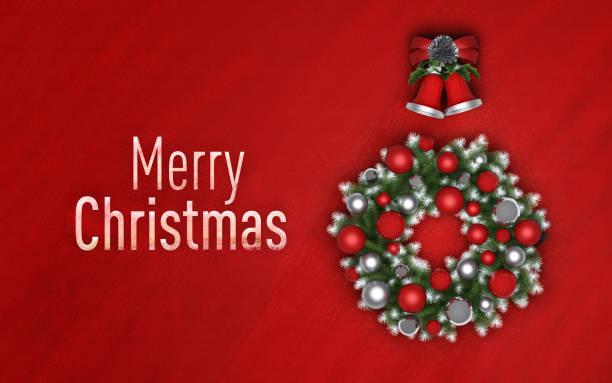 frohe weihnachten hintergrund - weihnachtsprogramm stock-fotos und bilder
