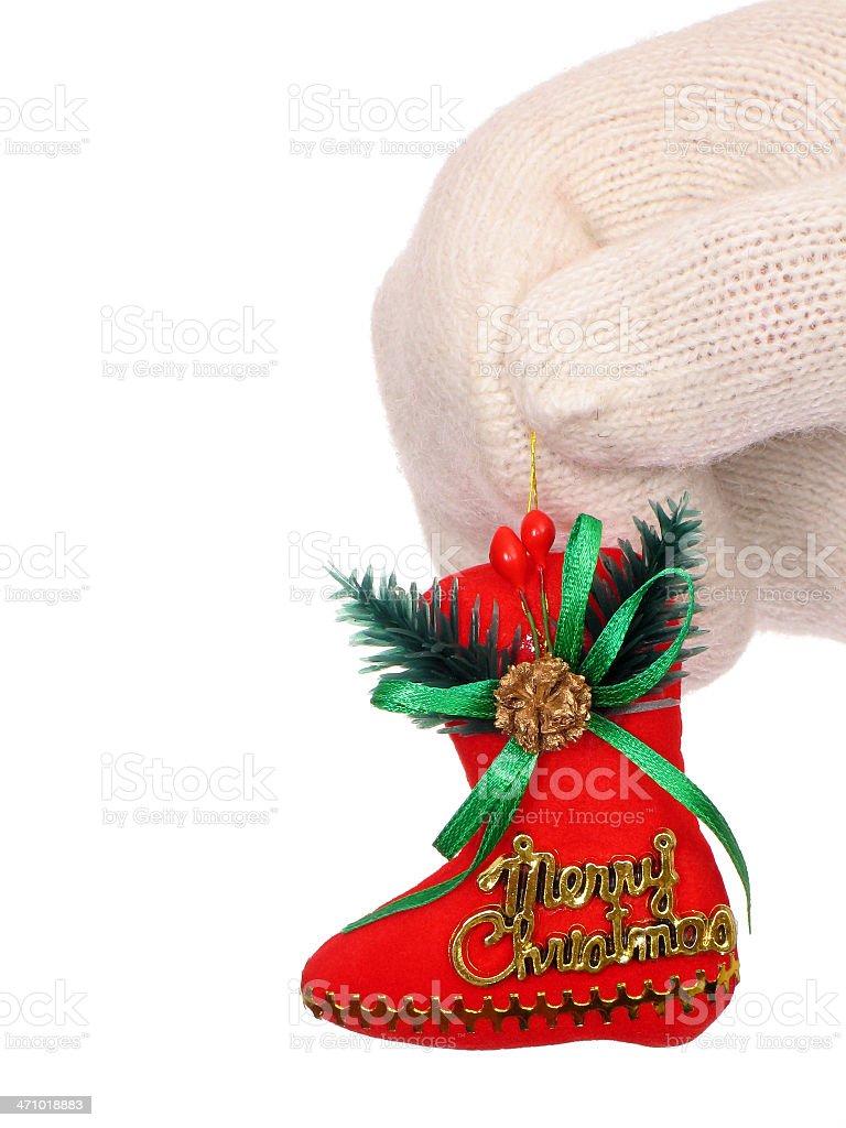 'Merry Christmas!' Series royalty-free stock photo