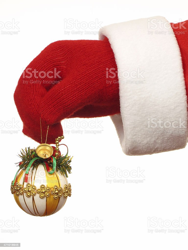 'Merry Christmas!' Series royalty-free stock photo