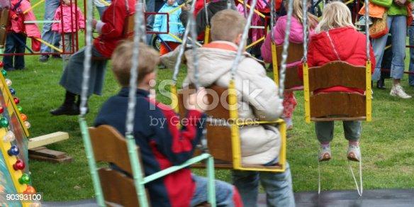 istock Merry-go-round 90393100