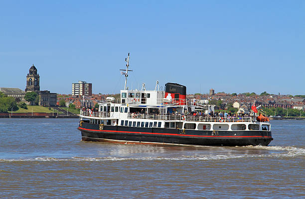 Mersey Ferry stock photo
