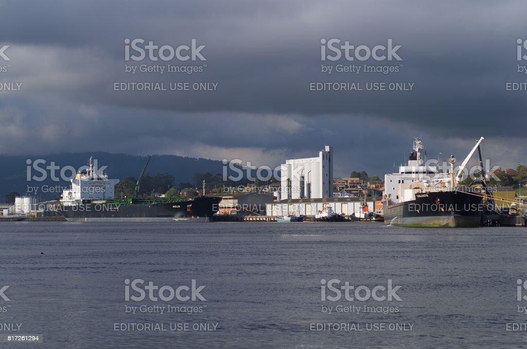 Mersey River Devonport Tasmania Stock Photo - Download Image Now