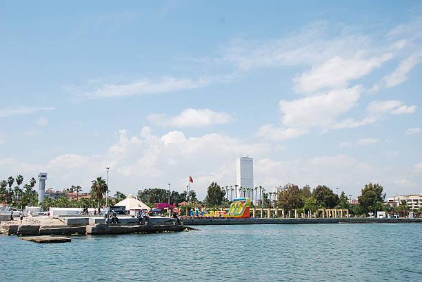 Mersin Stadt im Sommer – Foto