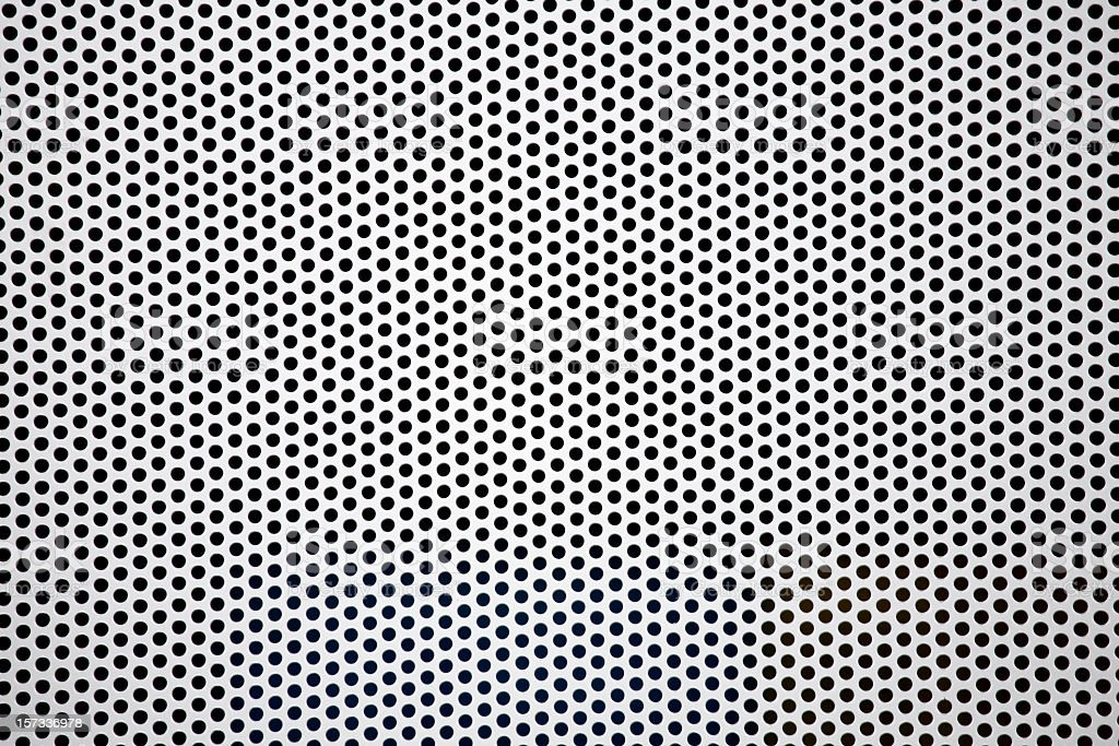 Mesh metal silver grate background design royalty-free stock photo