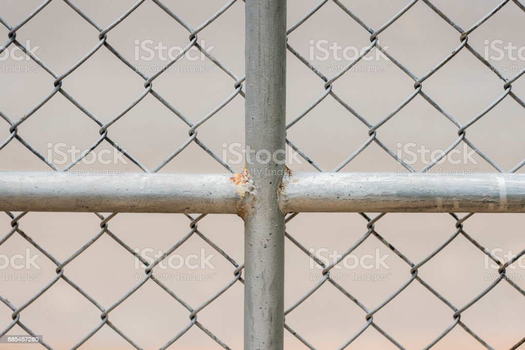 mesh netting stock photo