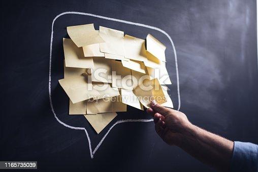 istock message board 1165735039