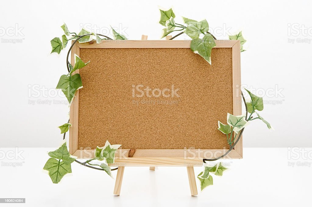 message board royalty-free stock photo