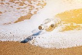 Free Images Snappygoat Com Bestof Bottle Sand Beach Shore
