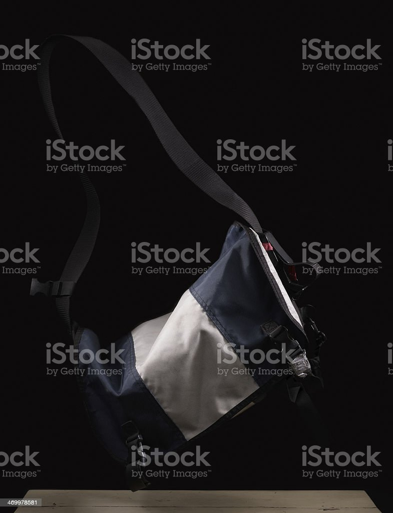 Messenger Bag stock photo