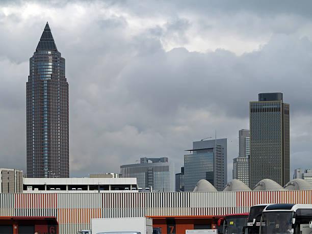 Messeturm Frankfurt Am Main – Foto