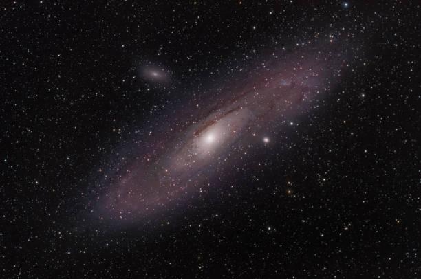 Messier 31 Andromeda Galaxie im Sternbild Andromeda – Foto