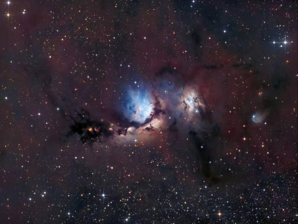 Messier 78, eine dunkle Reflexion-Nebel im Sternbild Orion – Foto