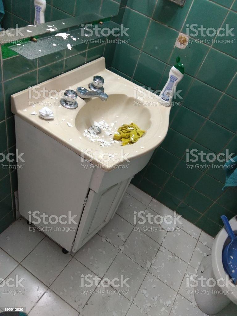 Messthetics stock photo