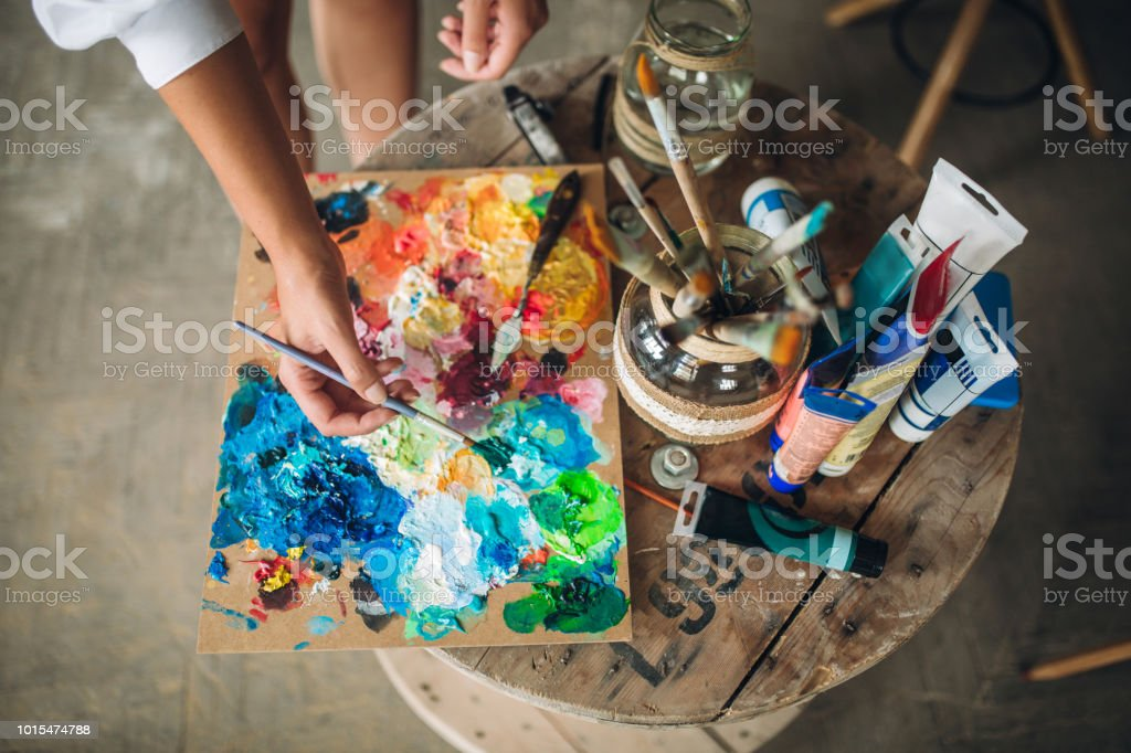 Chaotisch Kreativ Atelier – Foto