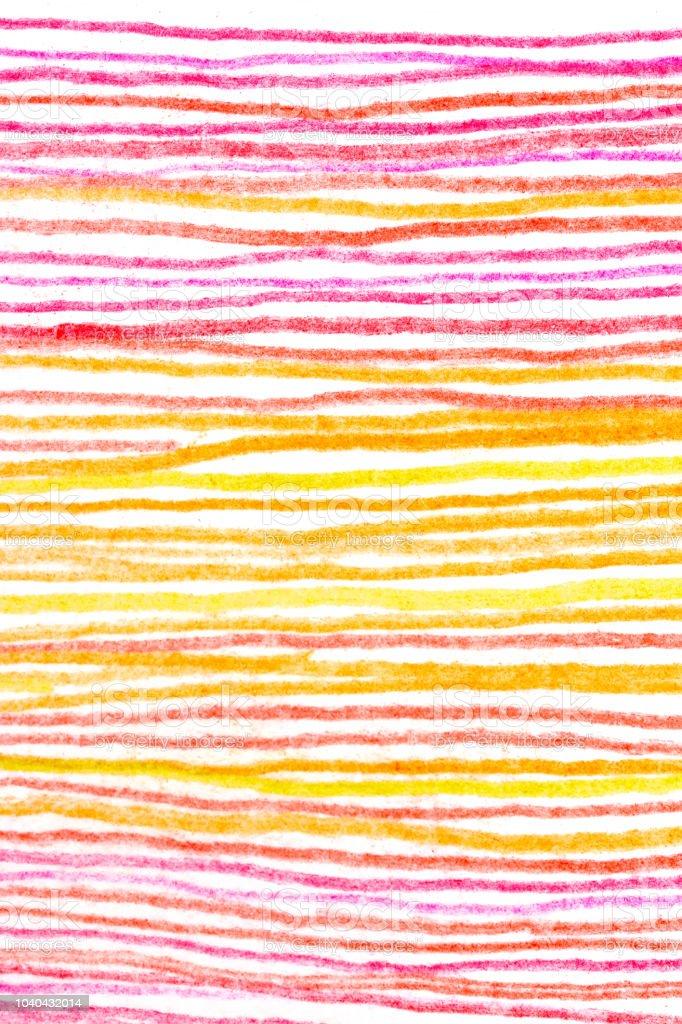 Photo libre de droit de Crayon De La Couleur Chaude Sale Texture ...