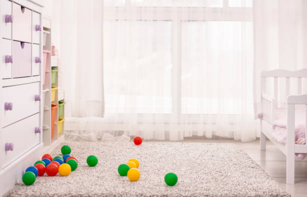 Messy Kids Room Stock Photo - Download Image Now - iStock