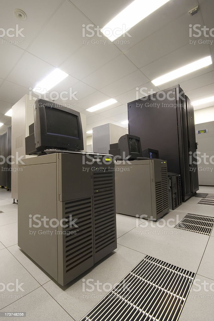 IBM Metaframe stock photo