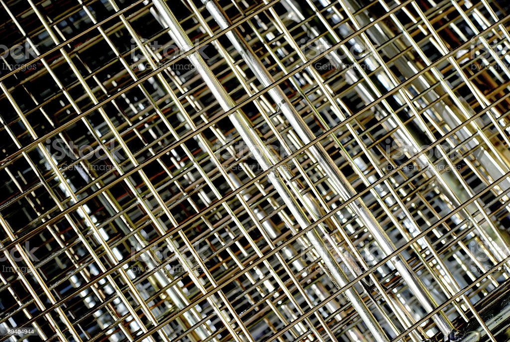 Metal abstract background royalty-free stock photo