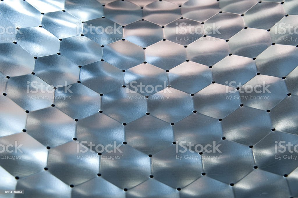 Metal abstract royalty-free stock photo
