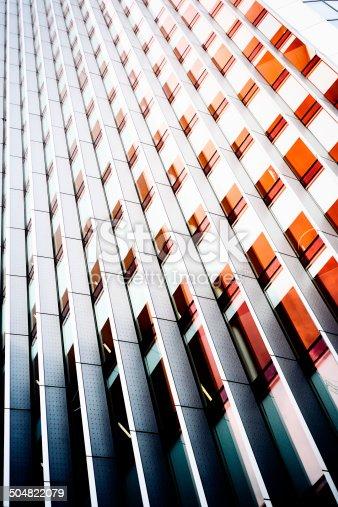 istock Metal architecture 504822079
