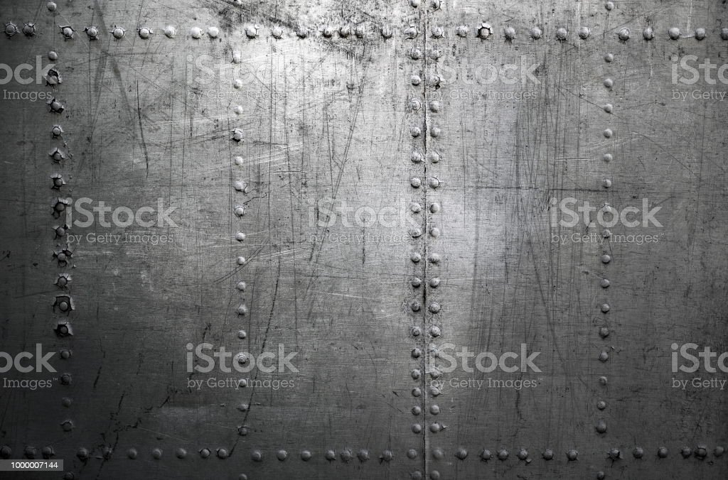 Metall Hintergrund – Foto