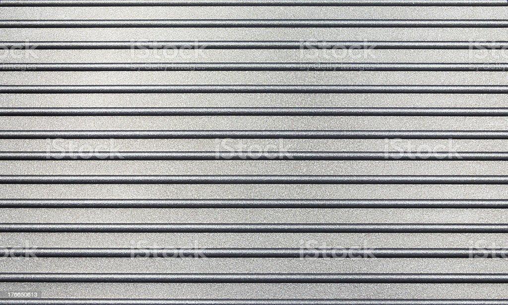 Metal background, royalty-free stock photo