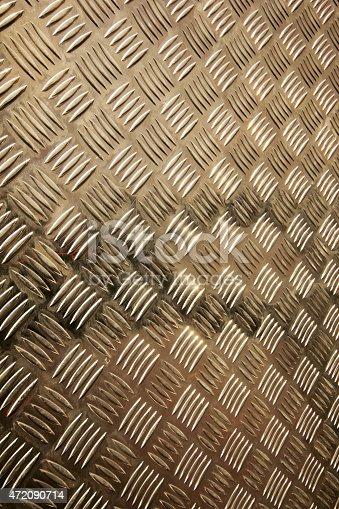 istock Metal background 472090714