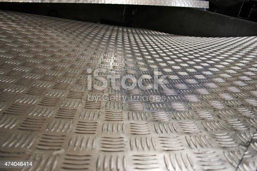 istock Metal background 474046414