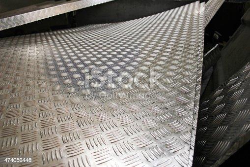 istock Metal background 474056448