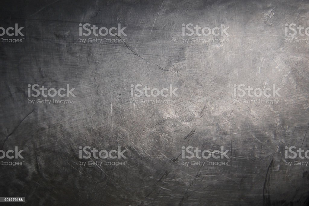 Metal background, texture of titanium, sheet of metal surface photo libre de droits
