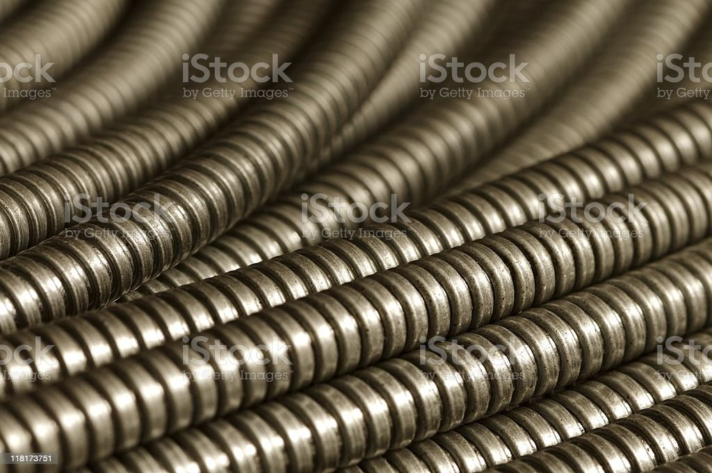 Metal backgrounds royalty-free stock photo