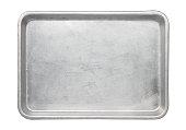 istock Metal baking pan aluminum tray 1178994341