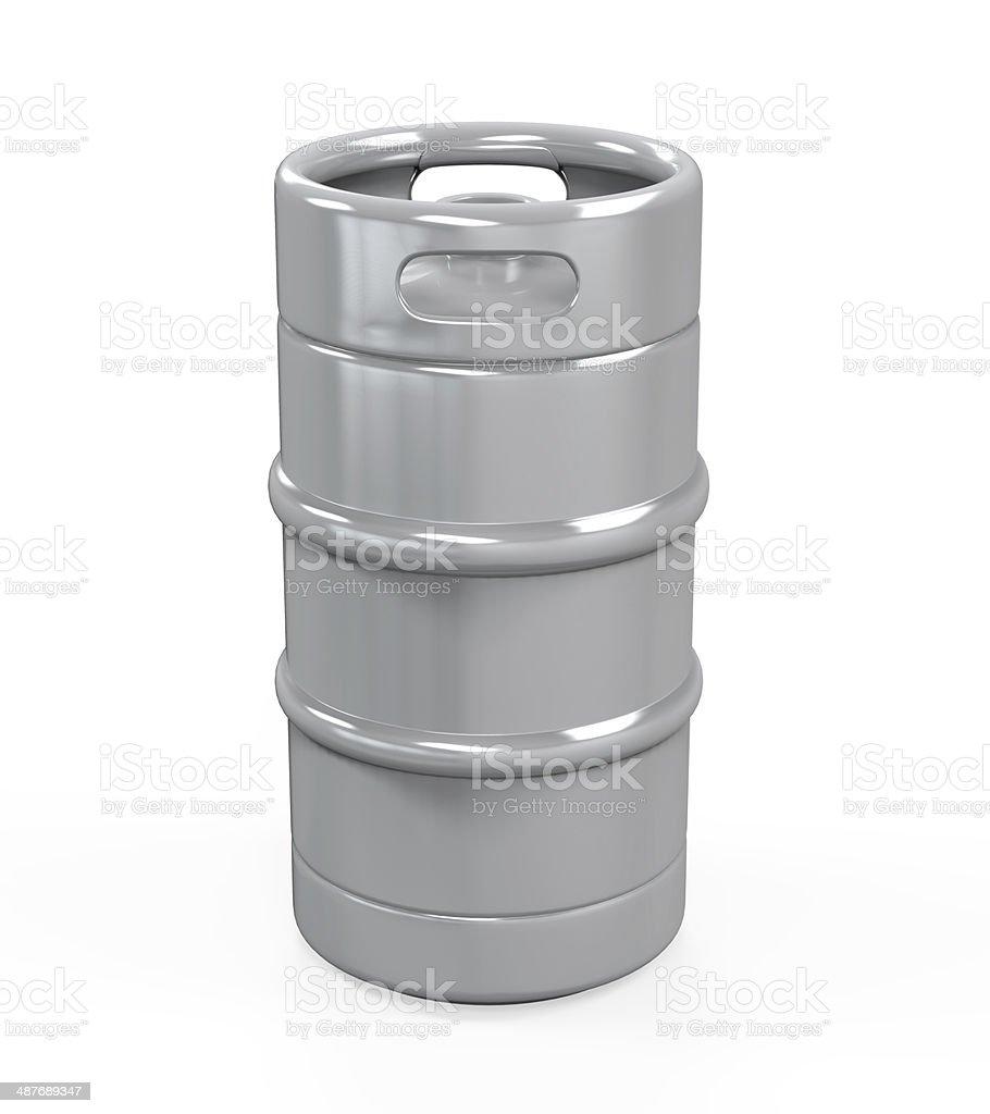 Metal Beer Keg stock photo 487689347 | iStock