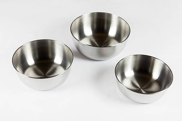 Aus Metall bowl – Foto