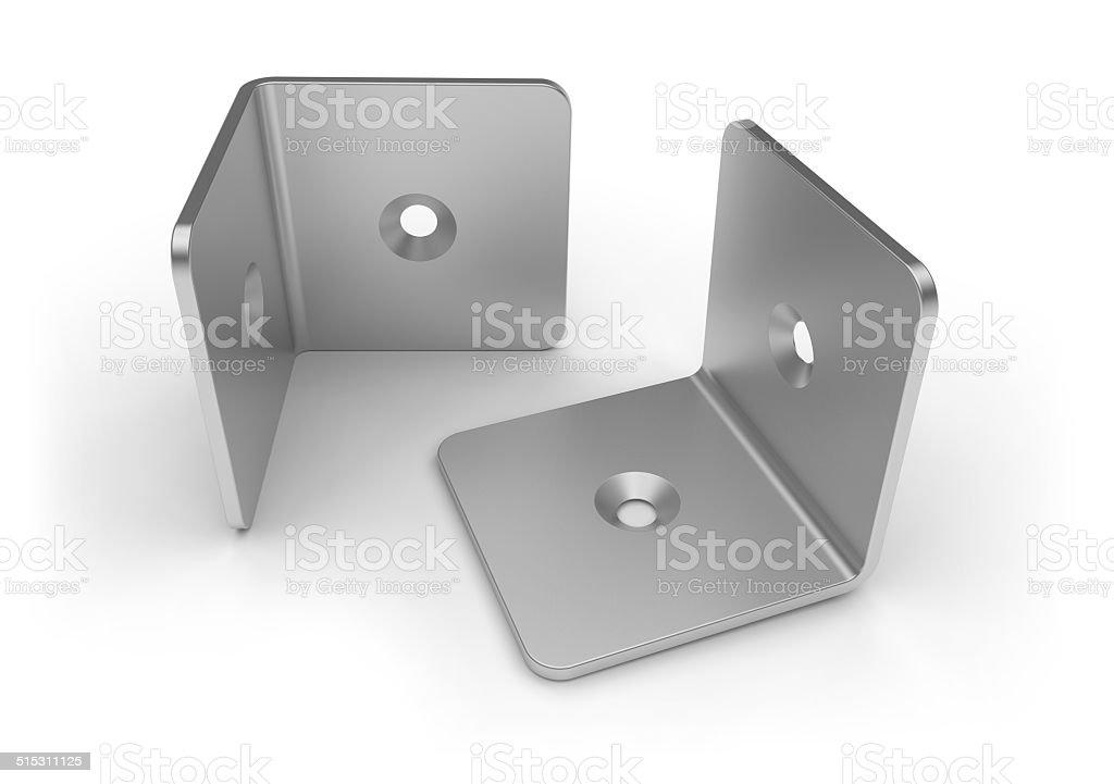 Soportes de Metal - foto de stock