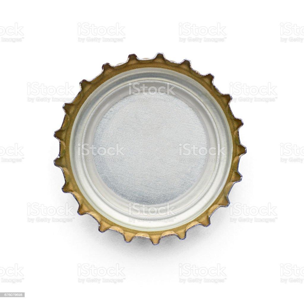 metal cap bottle drink stock photo