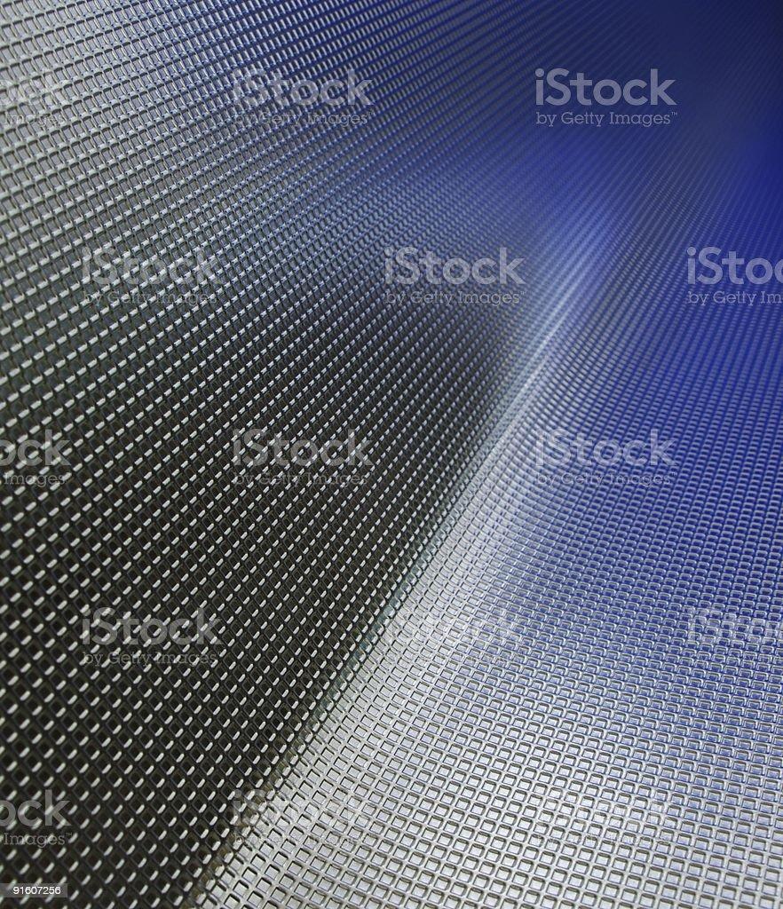 Metal circle pattern background royalty-free stock photo