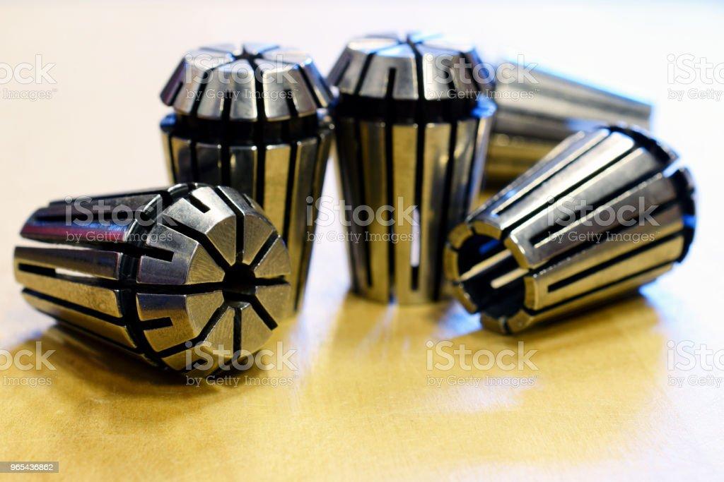 Pinces métalliques - Photo de Acier libre de droits