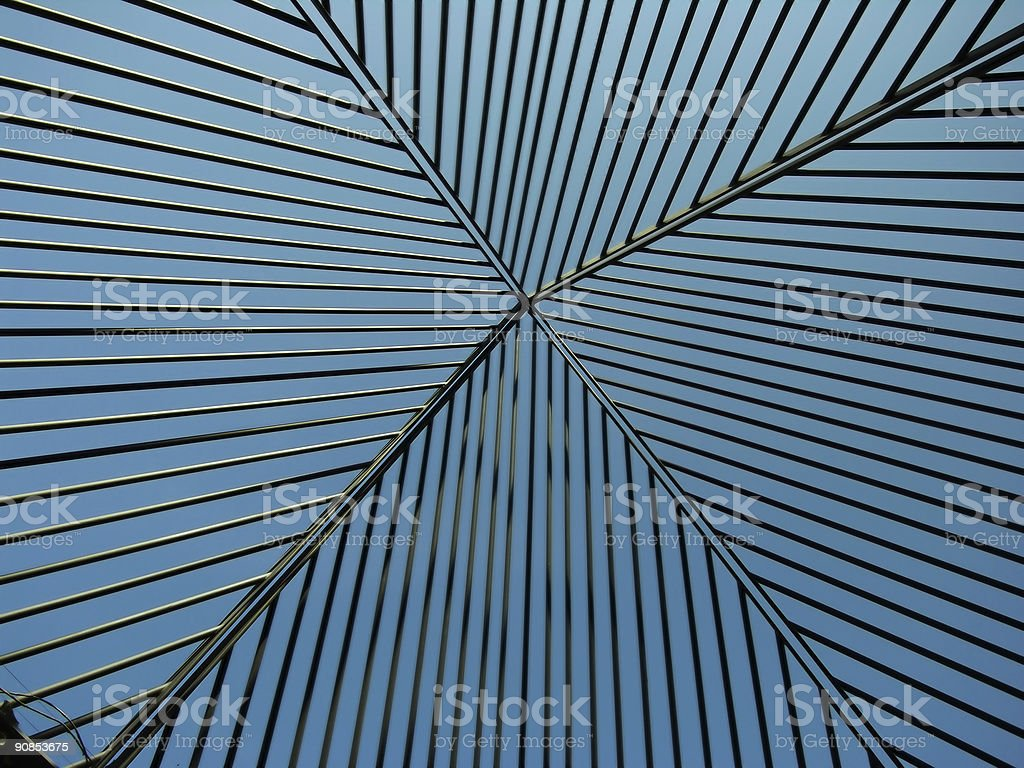 Metal Construction Background royalty-free stock photo