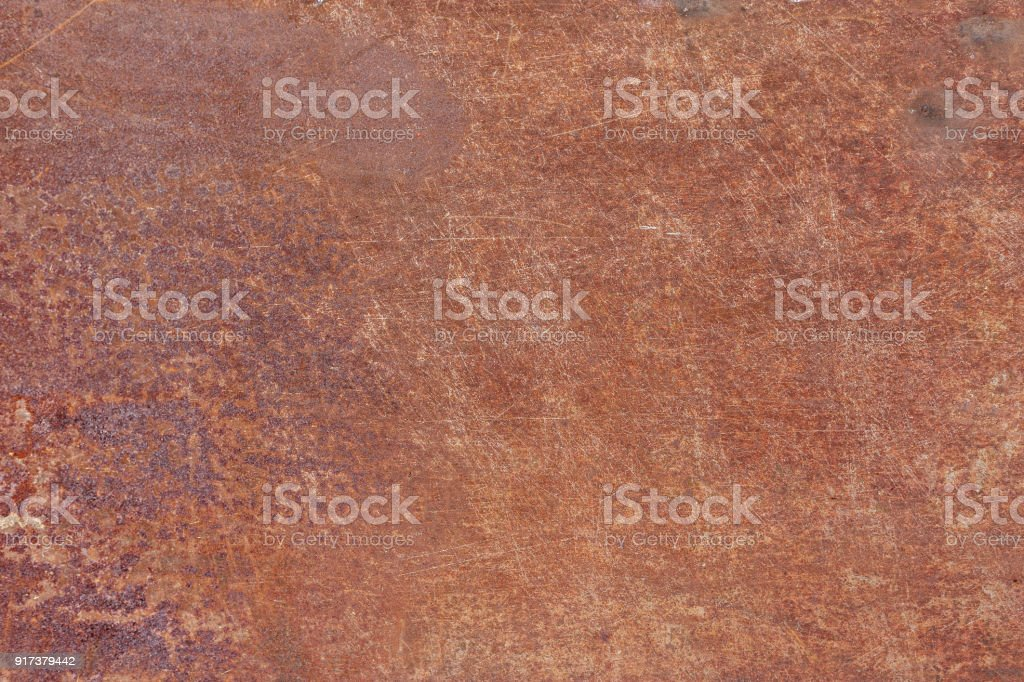 Metal corrosion texture stock photo