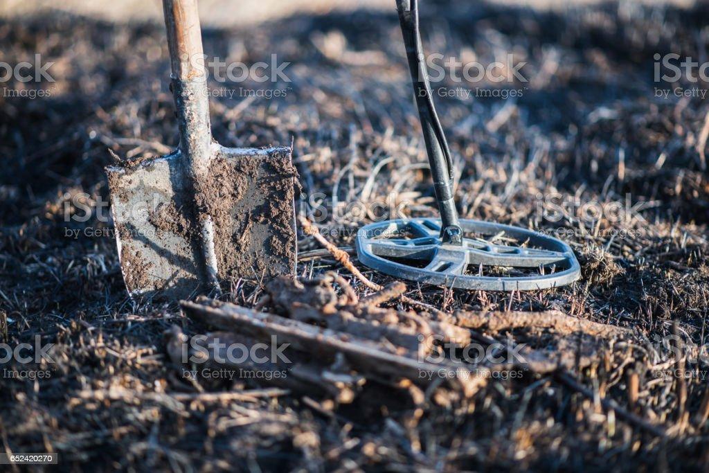 Metal Detector, spade, and finding . Recreation Hobby Ukraine