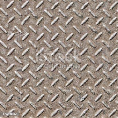615100828istockphoto metal diamond plate 174816379