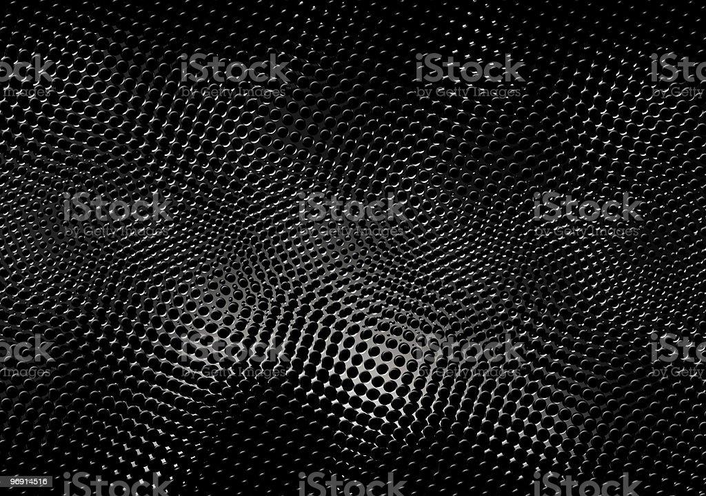 metal dots royalty-free stock photo