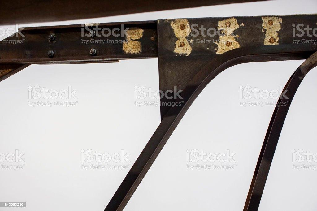 metal fabrication stock photo