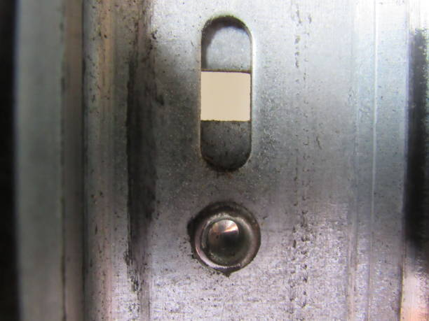 metal fittings - dianna dann narciso stock pictures, royalty-free photos & images